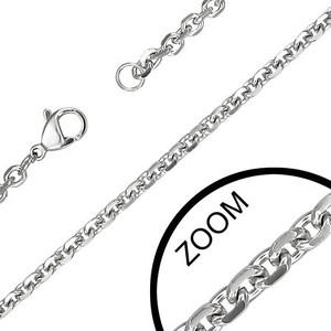 Ocelový náhrdelník Ankr