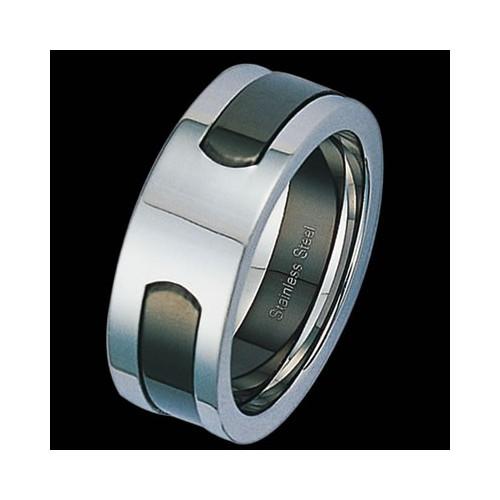 Ocelový prsten - RSS331