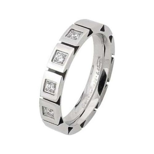 Ocelový prsten - RSS322