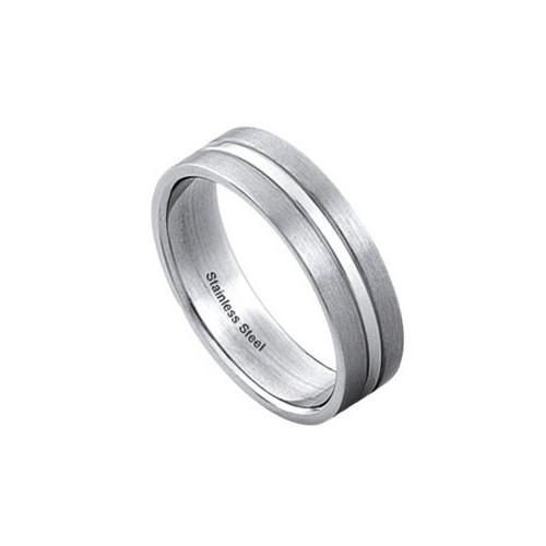 Ocelový prsten - RSS78